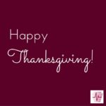 All Keystone Offices Closed on Thanksgiving Day